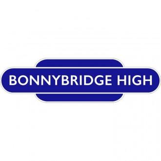 Bonnybridge High