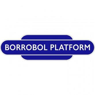 Borrobol Platform