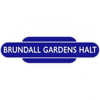 Brundall Gardens Halt