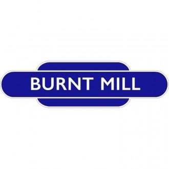 Burnt Mill