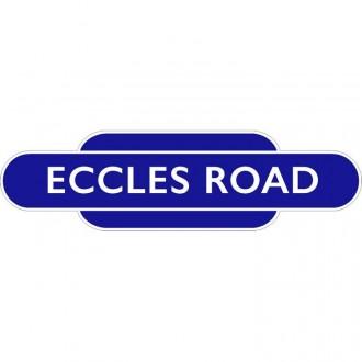 Eccles Road