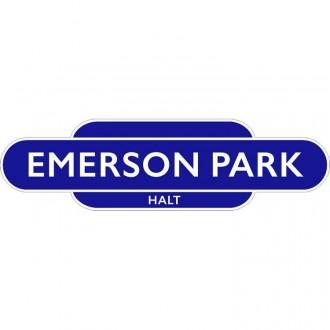Emerson Park Halt