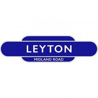 Leyton Midland Road