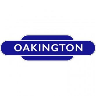 Oakington