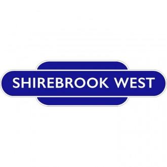 Shirebrook West