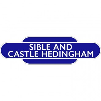 Sible And Castle Hedingham