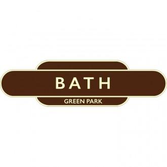 Bath  Green Park
