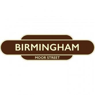 Birmingham   Moor Street