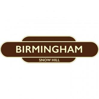 Birmingham  Snow Hill