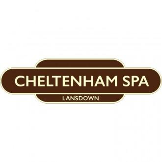Cheltenham Spa  Lansdown