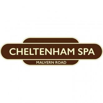 Cheltenham Spa  Malvern Road