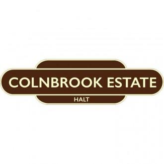 Colnbrook Estate Halt
