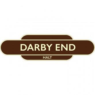 Darby End Halt