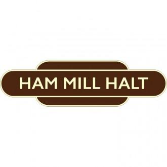 Ham Mill Halt