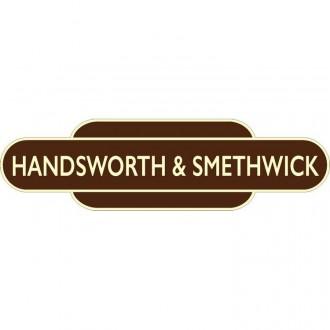 Handsworth & Smethwick