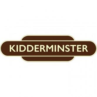 Kidderminster