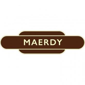 Maerdy