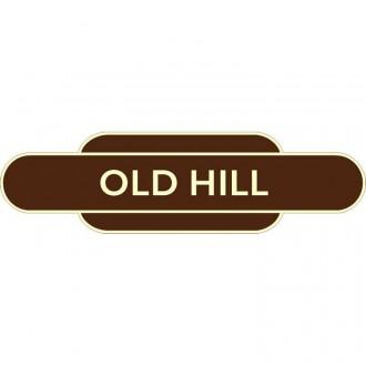Old Hill (High Street) Halt
