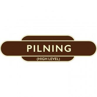 Pilning (High Level)