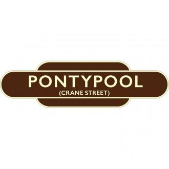 Pontypool (Crane Street)