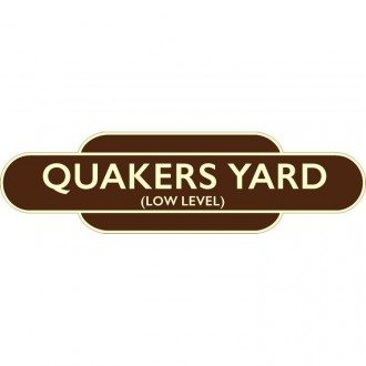 Quakers Yard (Low Level)