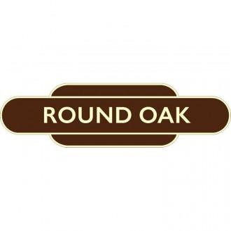 Round Oak