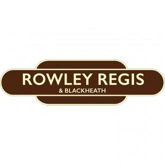 Rowley Regis & Blackheath
