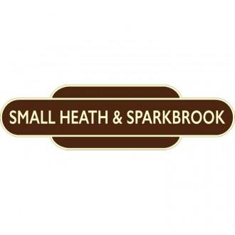 Small Heath & Sparkbrook