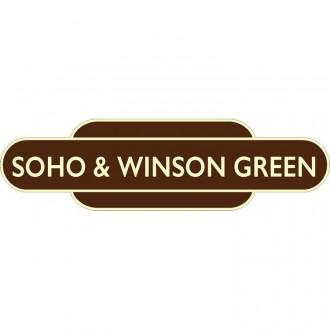 Soho & Winson Green
