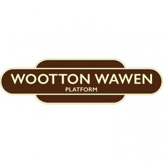 Wootton Wawen Platform