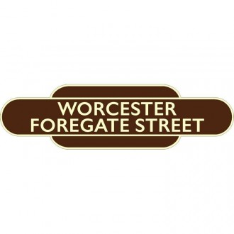 Worcester Foregate Street