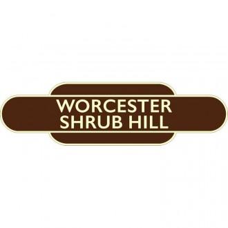 Worcester Shrub Hill