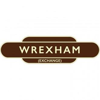 Wrexham (Exchange)