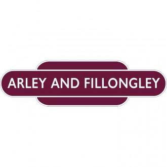 Arley And Fillongley