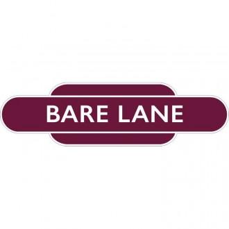 Bare Lane