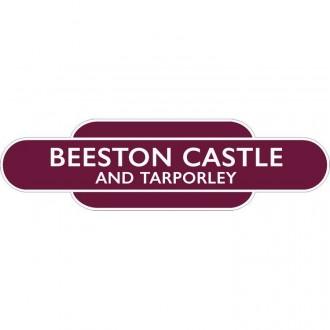 Beeston Castle And Tarporley
