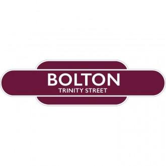 Bolton  Trinity Street