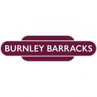 Burnley Barracks