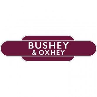 Bushey  & Oxhey