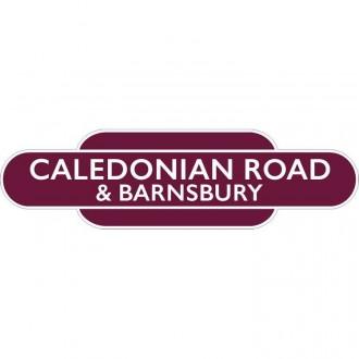 Caledonian Road & Barnsbury