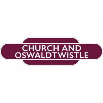 Church And Oswaldtwistle