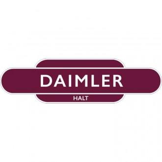 Daimler Halt