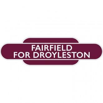 Fairfield For Droylesden
