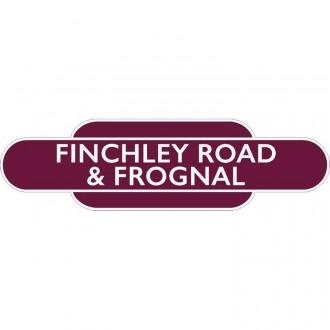 Finchley Road & Frognal