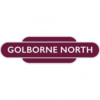 Golborne North