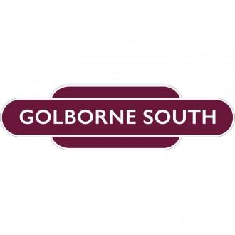 Golborne South