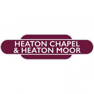 Heaton Chapel & Heaton Moor