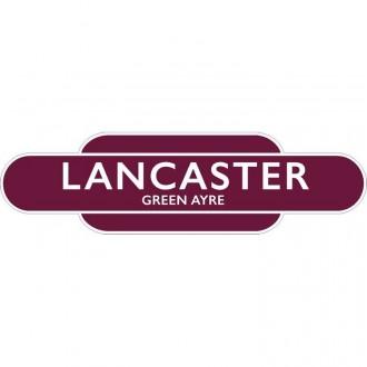 Lancaster Green Ayre