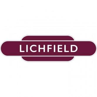 Lichfield Trent Valley