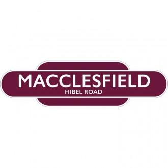 Macclesfield Hibel Road